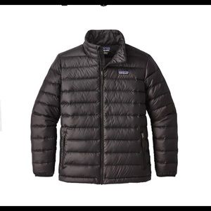 Patagonia Boys Down Sweater Jacket